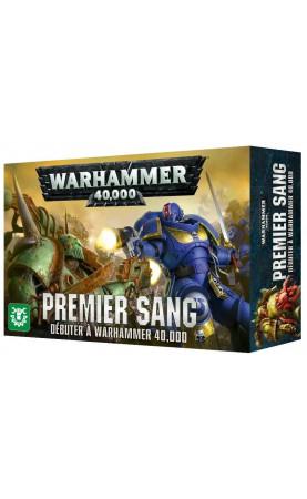 Premier Sang: Une boîte de base Warhammer 40,000
