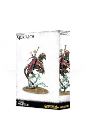 Mannfred, Mortarch of Night / Arkhan the Black, Mortarch...