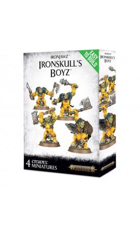 Boyz d'Ironskull Ironjawz