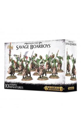 Savage Boarboys / Maniaks