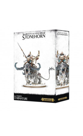 Huskard / Frostlord on Stonehorn ou  Frostlord  / Huskard...