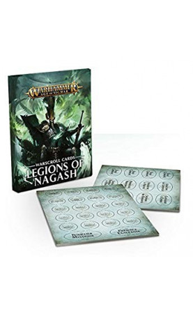 Legions of Nagash - Warscroll Cards