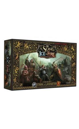 Stark vs Lannister Starter set