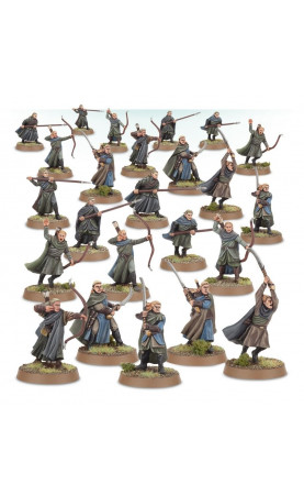 Wood Elf Warriors