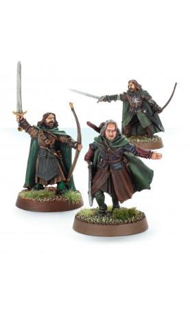 Ranger Captains: Faramir™, Madril & Damrod