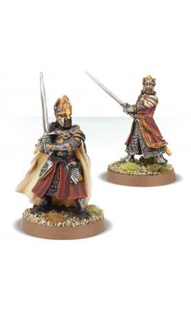 Elendil et Isildur