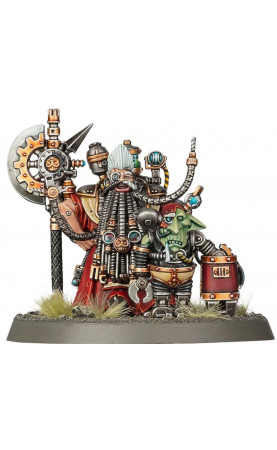 Grombrindal Tech Priest