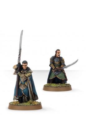 Elrond et Gil-Galad