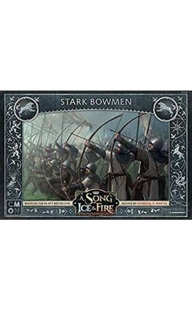 Le Trône de Fer - Le Jeu de Figurines: Archers Stark