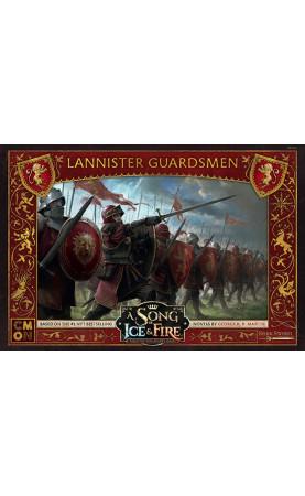 Le Trône de Fer– Le Jeu de Figurines: Gardes Lannister