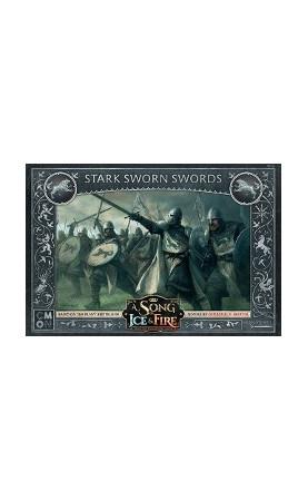 Le Trône de Fer - Le Jeu de Figurines: Épées Liges Stark