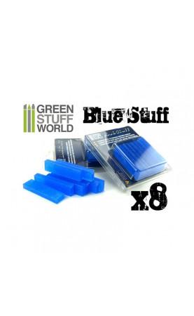 Plastique Blue Stuff 8 barres