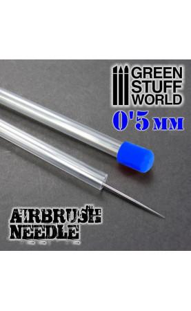 Aiguille d'aérographe 0.5mm