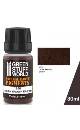 Pigment DARK BROWN EARTH