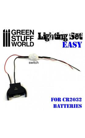 Kit d'éclairage LED avec...