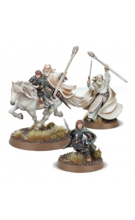 Gandalf™ the White and Peregrin Took™