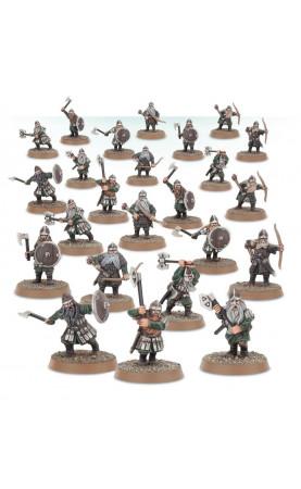 Dwarf Warriors
