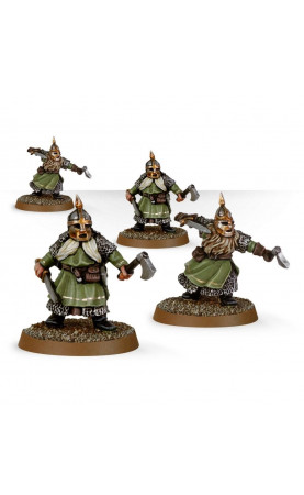 Dwarf Iron Guard