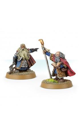 Balin™, King of Moria™, and Flói Stonehand
