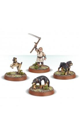 Farmer Maggot & Hounds