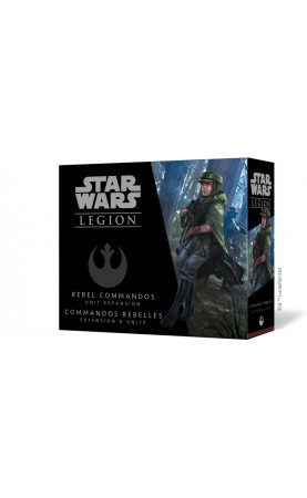 Star Wars Légion : Commandos Rebelles