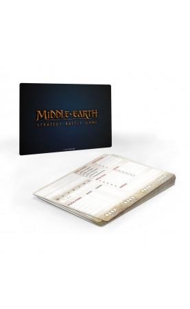 Mordor Profile Card Pack (Anglais)