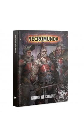 Necromunda - House of Chains (Anglais)