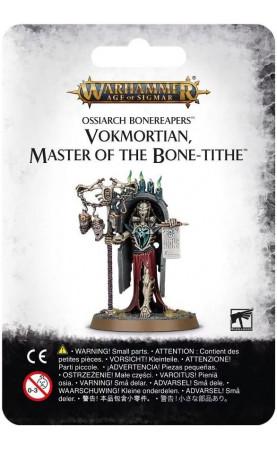 Vokmortian, Maître de la Dîme d'Os