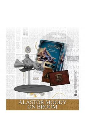 Harry Potter : Alastor Moody on Broom