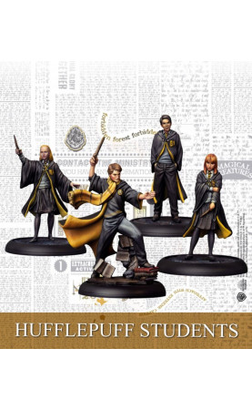 Harry Potter : Hufflepuff Students
