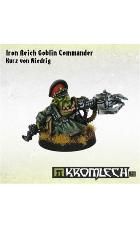 Iron Reich Goblin Commander...