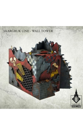 Skargruk Line - Wall Tower