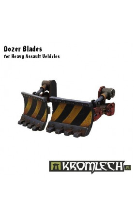 Assault Vehicle Dozer Blades