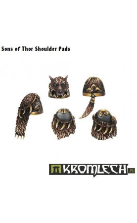 Sons of Thor Shoulder Pads