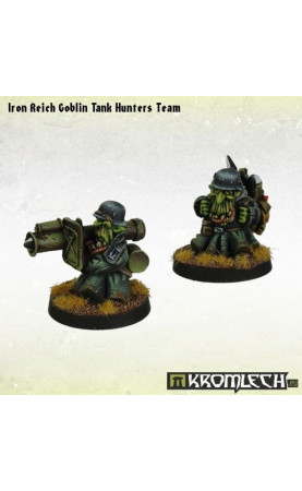 Iron Reich Goblin Tank Hunters Team