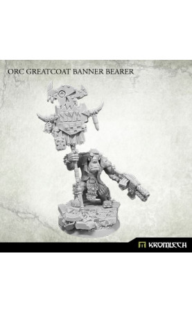 Orc Greatcoat Banner Bearer