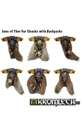 Sons of Thor Fur Cloaks &...
