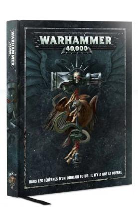 Warhammer 40,000 livre de règle