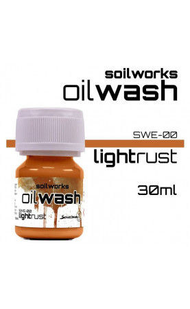 LIGHT RUST - SOIL WORKS -...