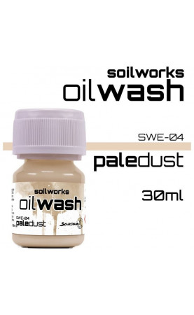 PALE DUST - SOIL WORKS - OIL WASHES