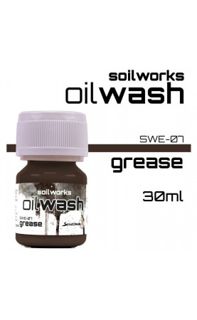 GREASE - SOIL WORKS - OIL...