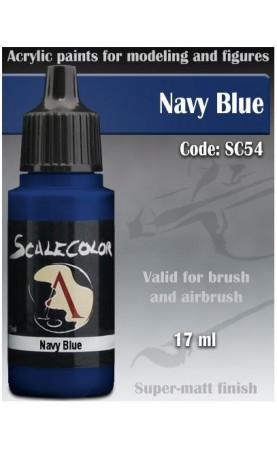 NAVY BLUE - SCALECOLOR RANGE