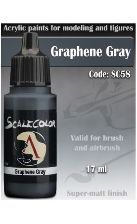 GRAPHENE GRAY - SCALECOLOR RANGE