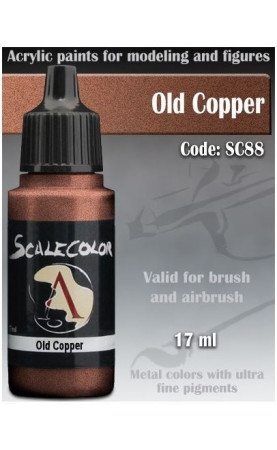 OLD COPPER - METAL N ALCHEMY RANGE
