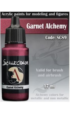 GARNET ALCHEMY - METAL N ALCHEMY RANGE