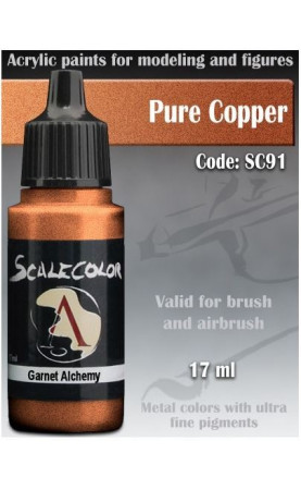 PURE COPPER - METAL N ALCHEMY RANGE