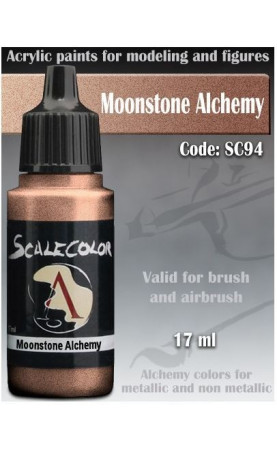 MOONSTONE ALCHEMY - METAL N ALCHEMY RANGE