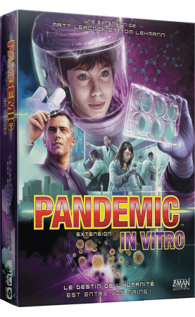 Pandémic : In Vitro (Extension)