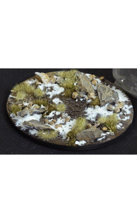 Winter Bases, Oval 120mm