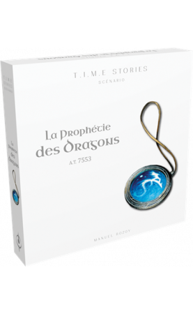 Time Stories : La Prophétie...